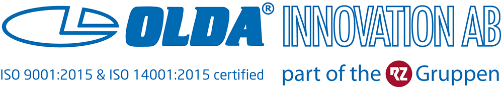 Olda print logo