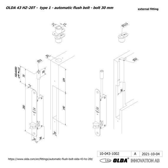 OLDA-43-HZA-20T-t1-bolt-30-DIM-ext-JPG