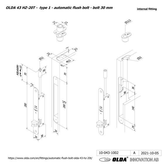 OLDA-43-HZA-20T-t1-bolt-30-DIM-int-JPG