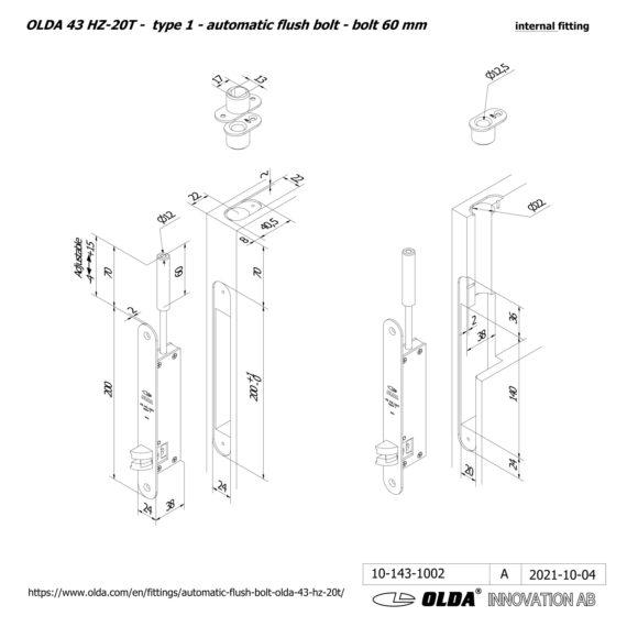 OLDA-43-HZA-20T-t1-bolt-60-DIM-int-JPG