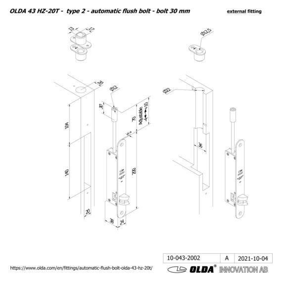 OLDA-43-HZA-20T-t2-bolt-30-DIM-ext-JPG