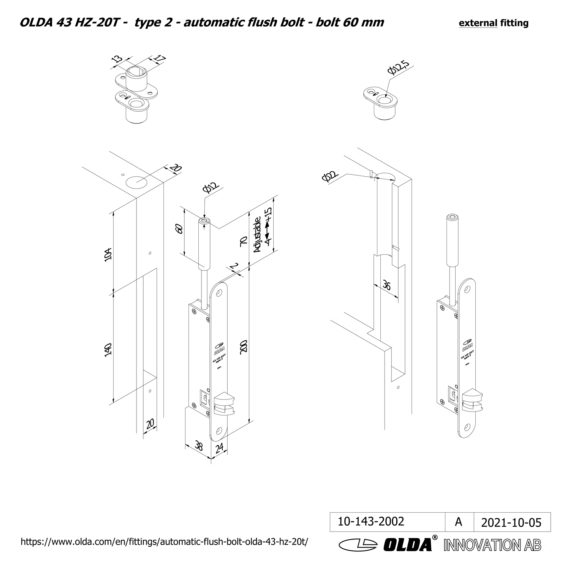 OLDA-43-HZA-20T-t2-bolt-60-DIM-ext-JPG