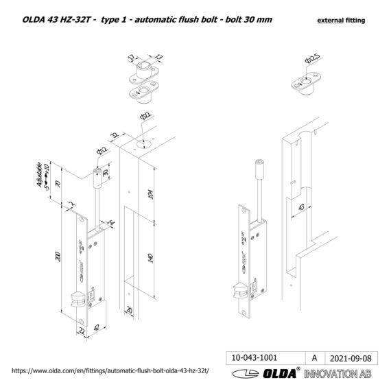 OLDA-43-HZA-32T-t1-bolt-30-DIM-ext-JPG