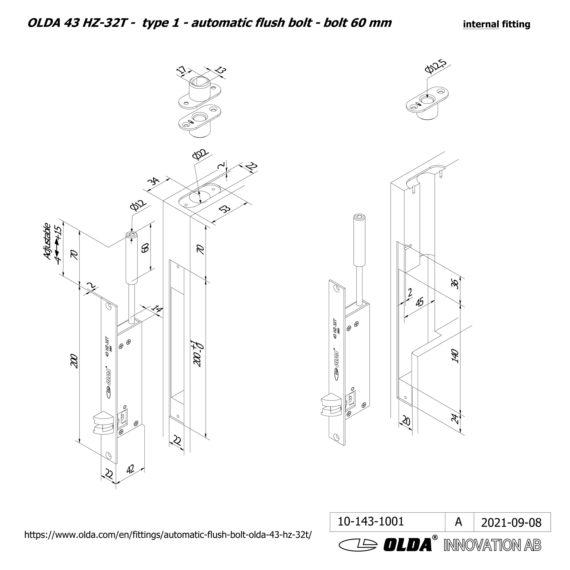 OLDA-43-HZA-32T-t1-bolt-60-DIM-int-JPG