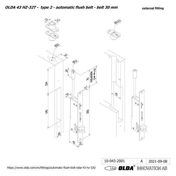 OLDA-43-HZA-32T-t2-bolt-30-DIM-ext-JPG