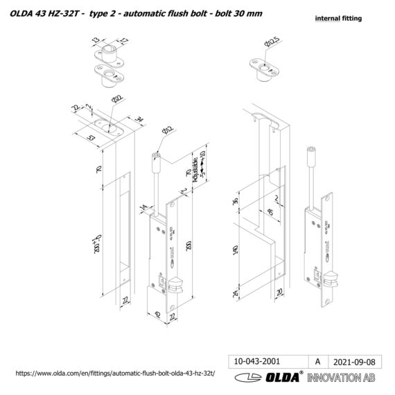OLDA-43-HZA-32T-t2-bolt-30-DIM-int-JPG