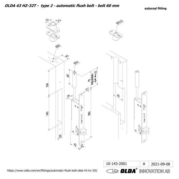 OLDA-43-HZA-32T-t2-bolt-60-DIM-ext-JPG