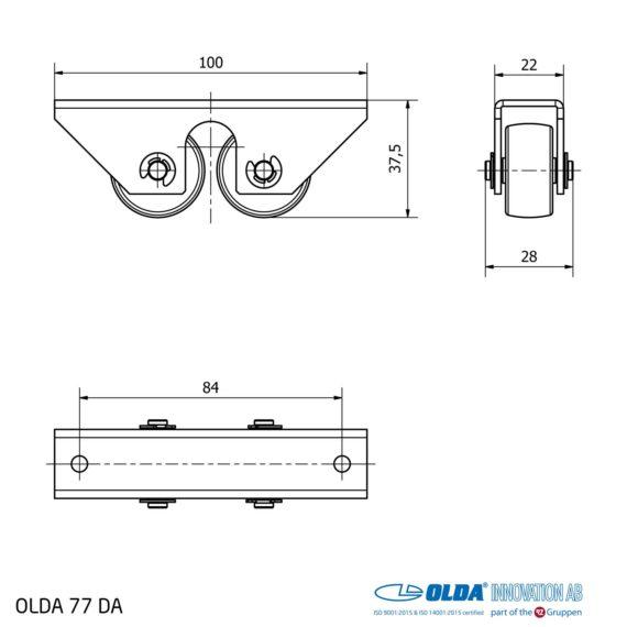 77DA-DIM-180312