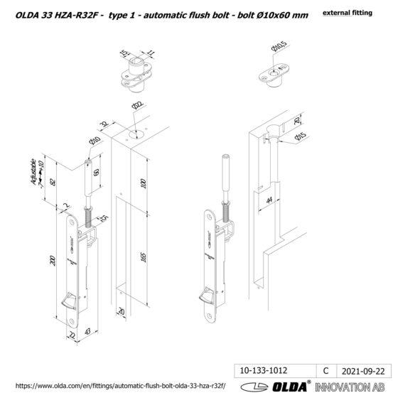 OLDA-33-HZA-R32F-t1-bolt-10×60-DIM-ext-JPG
