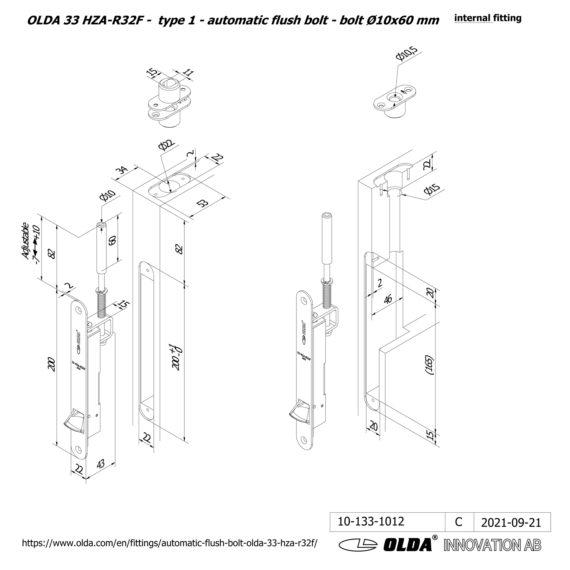 OLDA-33-HZA-R32F-t1-bolt-10×60-DIM-int-JPG