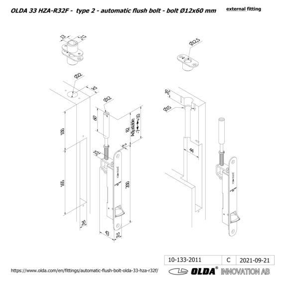 OLDA-33-HZA-R32F-t2-bolt-12×60-DIM-ext-JPG