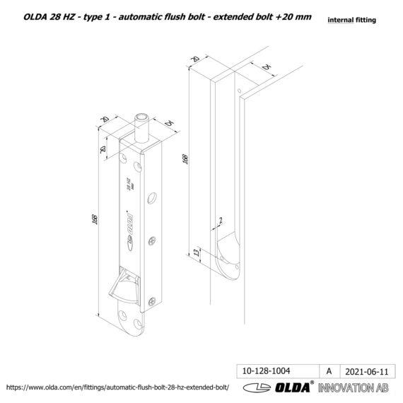 OLDA-28-HZA-t1-extended-bolt-20-DIM-int-JPG
