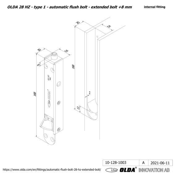 OLDA-28-HZA-t1-extended-bolt-8-DIM-int-JPG
