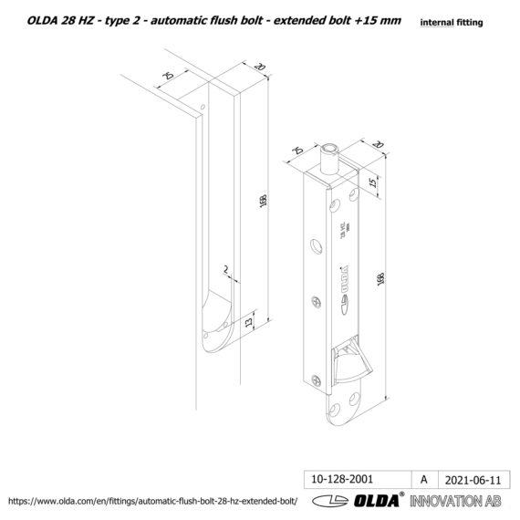 OLDA-28-HZA-t2-extended-bolt-15-DIM-int-JPG