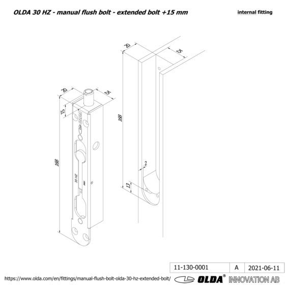 OLDA-30-HZM-extended-bolt-15-DIM-int-JPG