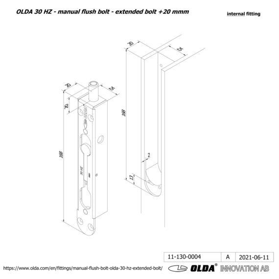 OLDA-30-HZM-extended-bolt-20-DIM-int-JPG