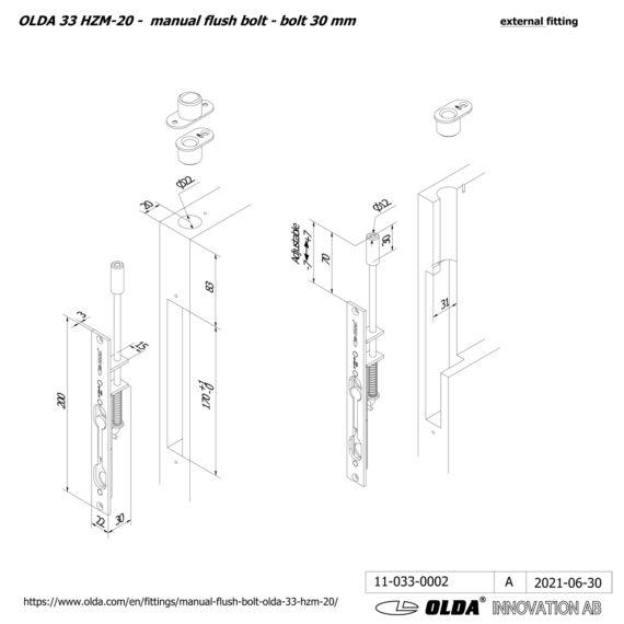 OLDA-33-HZM-20-bolt-30-DIM-ext-JPG