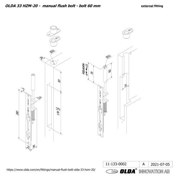 OLDA-33-HZM-20-bolt-60-DIM-ext-JPG