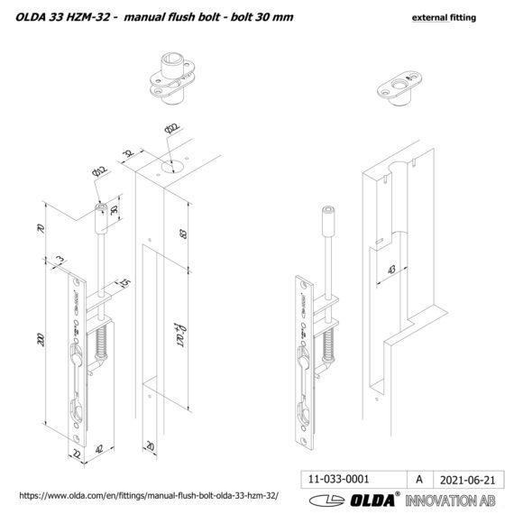 OLDA-33-HZM-32-bolt-30-DIM-ext-JPG