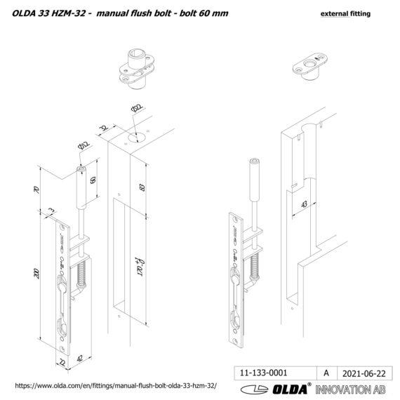 OLDA-33-HZM-32-bolt-60-DIM-ext-JPG